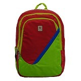 VOYAGER Ransel Laptop [7810] - Red - Notebook Backpack