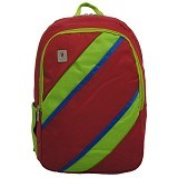 VOYAGER Ransel Laptop [7815] - Red - Notebook Backpack