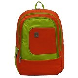 VOYAGER Ransel Laptop [7818] - Orange - Notebook Backpack