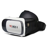 VR BOX 2nd Generation Cardboard Virtual Reality [PVB2] (Merchant) - Gadget Activity Device