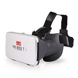 VR BOX 2nd Generation Cardboard Virtual Reality [PVBT] (Merchant) - Gadget Activity Device