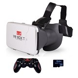 VR BOX 2nd Generation Cardboard Virtual Reality [PVBTM1T] (Merchant) - Gadget Activity Device