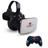 VR BOX 2nd Generation Cardboard Virtual Reality [PVBTT] (Merchant) - Gadget Activity Device