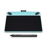 WACOM Intuos Comic S [CTH-490/B1-CX] - Blue - Digital Drawing / Tablet