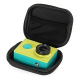 WALLYTECH Shock-proof Storage Bag for Xiaomi Yi and GoPro (Merchant) - Camcorder Lens Cap and Housing Protection