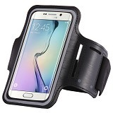WANKY CELL Armband S Phone Running - Black (Merchant) - Arm Band / Wrist Strap Handphone