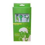 WANKY CELL Headset Stereo for Samsung [HM60] - Green - Earphone Ear Monitor / Iem