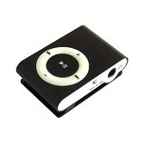 WANKY CELL MP3 Player Music Memory External - Black