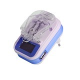 WANKY CELL Travel Charger Desktop Lcd - Blue - Universal Charger Kit