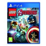 WARNER BROS GAMES DVD PlayStation 4 Lego Avengers (Merchant) - CD / DVD Game Console