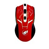 WARWOLF Gaming Mouse [M540] - Red - Gaming Mouse