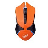 WARWOLF Gaming Mouse [Q5] - Orange - Gaming Mouse