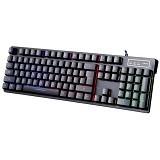 WARWOLF V10 Semi-Mechanical Gaming Keyboard - Gaming Keyboard