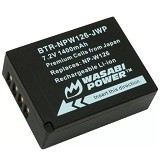 WASABI POWER Battery for Fujifilm NP-W126 (Merchant) - On Camera Battery