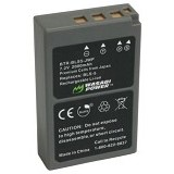 WASABI POWER Battery Fujifilm for Olympus BLS-5/BLS-50 (Merchant) - On Camera Battery
