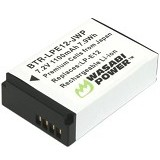 WASABI POWER Battery for Canon LP-E12 (Merchant) - On Camera Battery