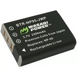 WASABI POWER Battery for Fujifilm NP-95 (Merchant) - On Camera Battery
