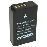 WASABI POWER Battery for Nikon EN-EL20/EN-EL20a (Merchant) - On Camera Battery