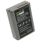 WASABI POWER Battery for Olympus BLN-1 (Merchant) - On Camera Battery