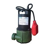 WASSER Pompa Celup WD 200 EA (Merchant) - Mesin Pompa Air