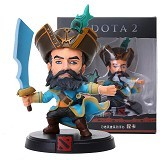 WAWIDEAS Kunkka Figure [AF-kun] (Merchant) - Movie and Superheroes