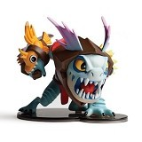 WAWIDEAS Slark Figure Dota 2 [AF-slrk] (Merchant) - Movie and Superheroes