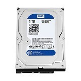 WD Blue 1TB [WD10EZEX] (Merchant) - Hdd Internal Sata 3.5 Inch