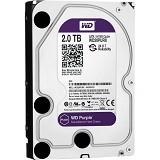 "WD CCTV Purple 2TB 3.5"" [WD20PURX] (Merchant) - Hdd Internal Sas 3.5 Inch"