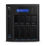 WD My Cloud PR4100 32TB [WDBNFA0320KBK-SESN] - Nas Storage Tower
