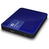 WD My Passport Ultra 500GB USB 3.0 - Blue - Hard Disk External 2.5 inch