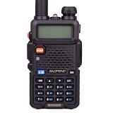 BAOFENG Dual Band VHF/UHF [UV-5R] (Merchant) - Handy Talky / Ht