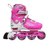 WEIQIU Sepatu Roda Inline Angel Size S - Pink - Inline Skate
