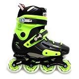 WEIQIU Sepatu Roda Inline Size 40 [F5166-1001] - Inline Skate