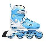 WEIQIU Sepatu Roda Inline Angel Size L - Blue - Inline Skate