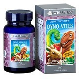 WELLNESS Dynovite Child Multivitamin 30 Tabs - Suplement Peningkat Metabolisme Tubuh