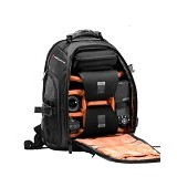 WESTPAK Tas Kamera DSLR Zoomer Pro Camera Backpack [WESTPAK_61686] - Camera Backpack