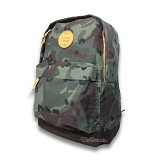 WESTPAK Tas Ransel Laptop Wanita Army (Merchant) - Notebook Backpack