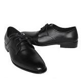 WETAN Sepatu Pantofel Pria Nusantara2 Size 43 - Black