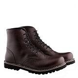WETAN Sepatu Pria Kartanegara1 Size 43 - Brown - Dress Boots Pria