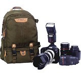WINER Rover 63 - Army Green - Camera Backpack