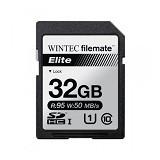 WINTEC FileMate UHS-I Elite SDHC/SDXC Class 10 95Mb/s 32GB - Secure Digital / Sd Card