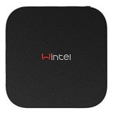 WINTEL Mini PC Smart TV Box Dual OS [CX-W8] - Desktop Mini Pc Intel Atom