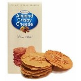 WISATA RASA Almond Crispy Cheese Original 150gr (Merchant)