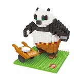 WISE HAWK 2387 Kungfu Panda [305002278] - Building Set Movie