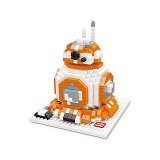 WISE HAWK 2406 BB 8 Robot [305002303] - Building Set Movie