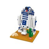 WISE HAWK 2407 R2 D2 robot [305002304] - Building Set Movie