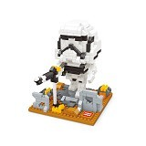 WISE HAWK 2405 Strom Troopers [305002302] - Building Set Movie