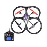 WLTOYS Giant Drone V262 - Green (Merchant) - Drone