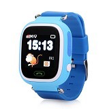 WONLEX GPS Watch for Kids [GW100] - Blue (Merchant) - Gps & Running Watches