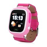 WONLEX GPS Watch for Kids [GW100] - Pink (Merchant) - Gps & Running Watches